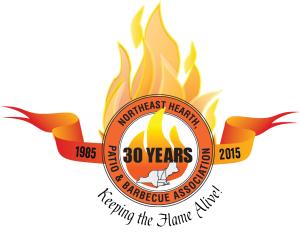 NEHPBA Anniversary Logo