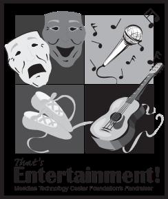 That's Entertainment  Fundraiser Logo